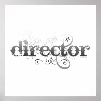 Director urbano poster