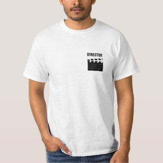 Director w/ Film Marker Value T-Shirt