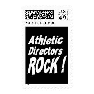 ¡Directores atléticos Rock! Envio