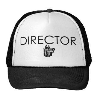Directors cap trucker hat