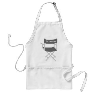 Director's Chair Adult Apron