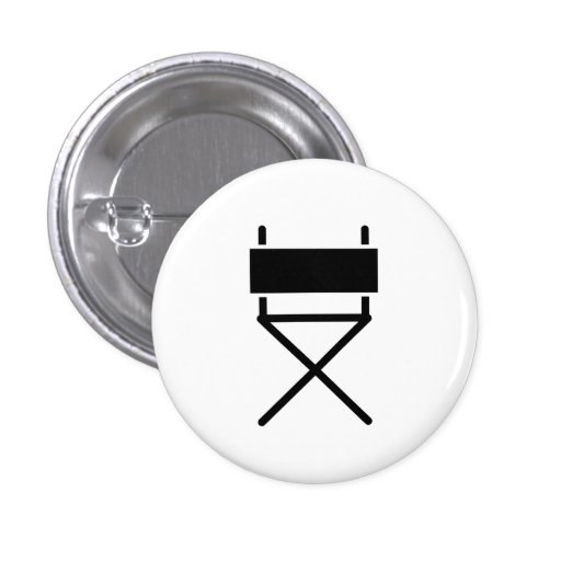 'Director's Chair' Pictogram Button
