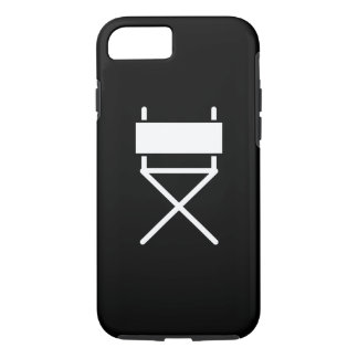 Director's Chair Pictogram iPhone 7 Case