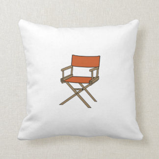 Director's Chair Pillow
