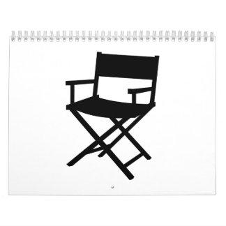Director's chair calendar
