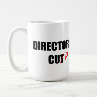 Director's Cup (Right Handed)