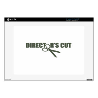 """Director's Cut Decals For 15"""" Laptops"""