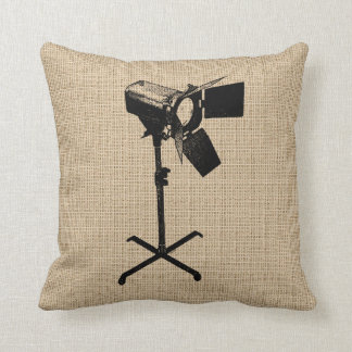 Director's Light Pillow
