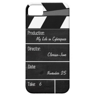 Director's Phonecase iPhone 5 Cover