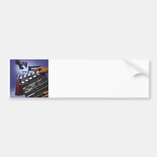 Director's Slate Car Bumper Sticker