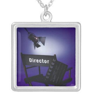 Director's Slate, Chair & Stage Light Custom Jewelry
