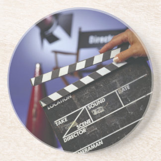 Director's Slate Coaster