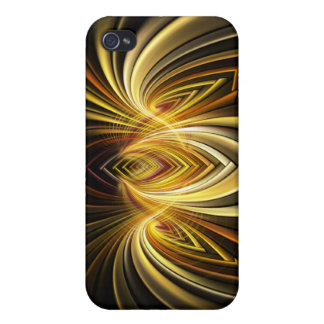 Directory Fractal iPhone 4/4S Case