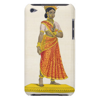Dirgha wife of Nirriti, engraved by C. de Motte (1 Barely There iPod Cover