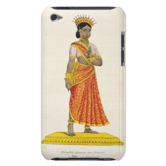 Dirgha wife of Nirriti, engraved by C. de Motte (1 iPod Touch Case-Mate Case