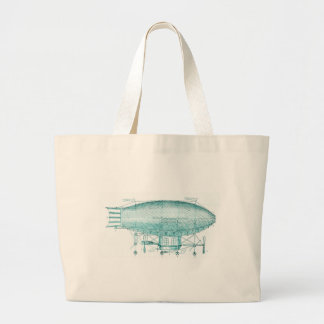 dirigible tote bags
