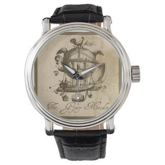 Dirigible de Steampunk (2) Reloj