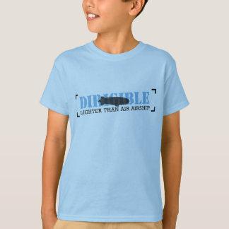 Dirigible Lighter Than Air Airship T-Shirt