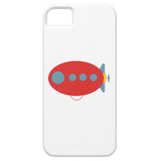Dirigible no rígido iPhone 5 carcasas