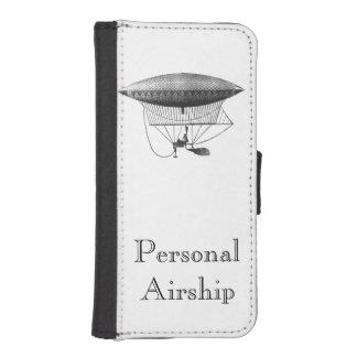 Dirigible personal funda tipo cartera para iPhone 5