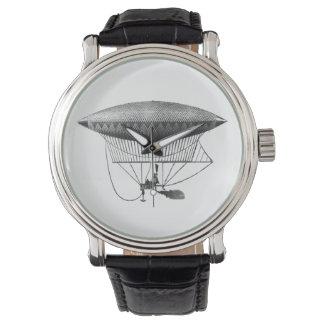 Dirigible personal reloj