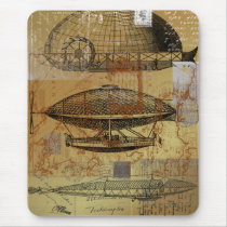 Dirigible Travel Mouse Pad