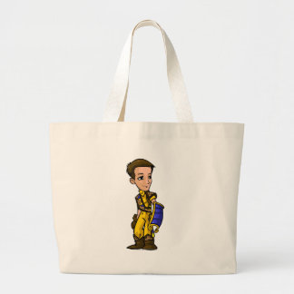 Dirigibles Lost Desert Staff Player Tote Bag
