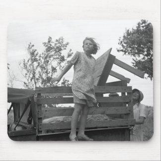 Dirigido a California, los años 30 Alfombrillas De Ratones