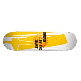 Dirigido por el monopatín ligero patines personalizados