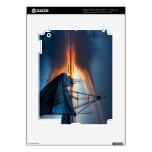 Dirigido por la luz iPad 3 skins