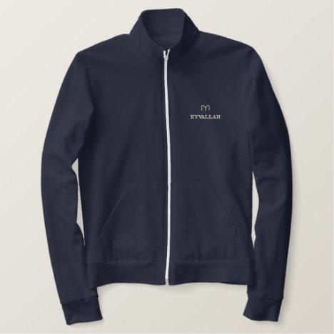 Diriliş Ertuğrul- Eyvallah Embroidered Jacket