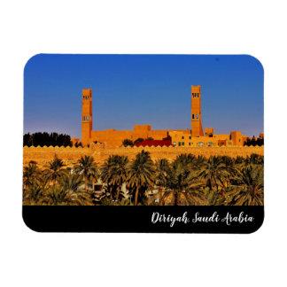 Diriyah, Saudi Arabia Magnet