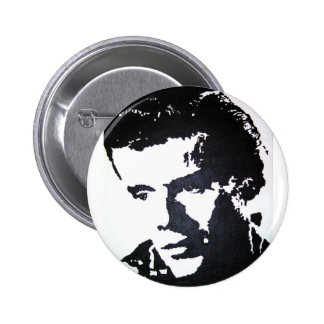 Dirk Bogarde painting by Maria Kemp Button