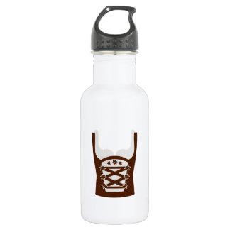 Dirndl Oktoberfest Water Bottle
