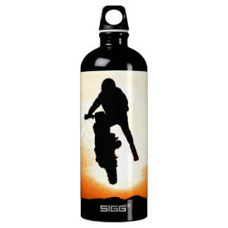 Dirt Bike Biker Thermal Bottle