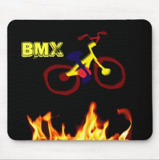 Dirt Bike BMX Mud Team Sports Boy Dad Destiny Mouse Pad