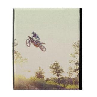 Dirt Bike iPad Folio Cases