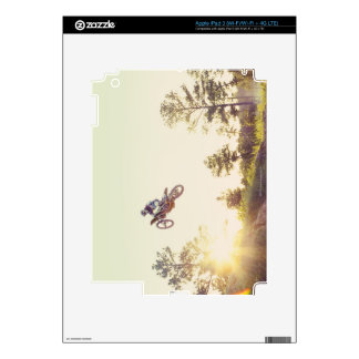 Dirt Bike Decals For iPad 3