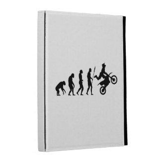 Dirt Bike Evolution iPad Cases