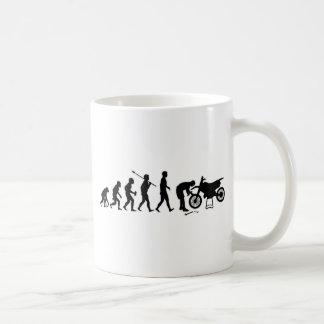 Dirt Bike Mechanic Coffee Mug