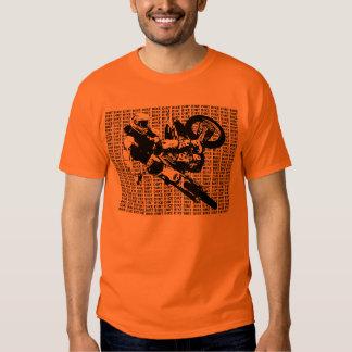 Dirt Bike Motocross Shirt