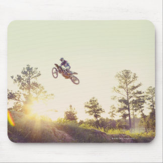 Dirt Bike Mouse Pad