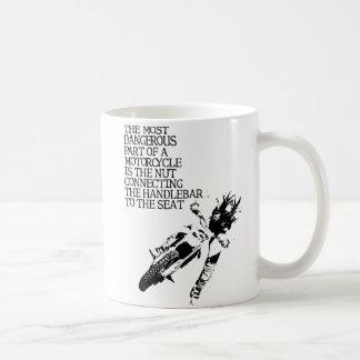 Dirt Bike Nut Motocross Funny Mug Humor
