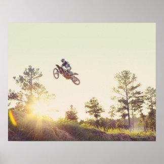Dirt Bike Poster