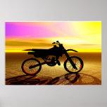 Dirt Bike Print