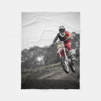 Dirt Bike Race 2 Blanket