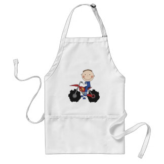 Dirt Bike Racing Tshirts and Gifts Adult Apron