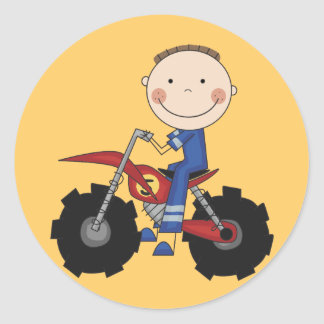 Dirt Bike Racing Tshirts and Gifts Stickers