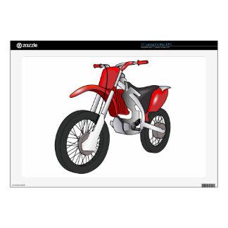 """Dirt Bike Skins For 17"""" Laptops"""