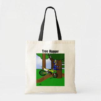 Dirt Bike Tree Hugger Bag